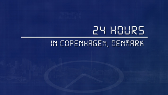 24 Hours in Copenhagen - Video